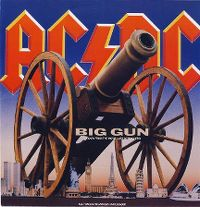 Cover AC/DC - Big Gun