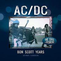Cover AC/DC - Bon Scott Years - Rare Songs  & Interviews