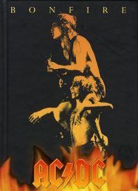 Cover AC/DC - Bonfire