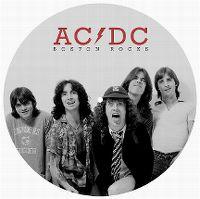 Cover AC/DC - Boston Rocks