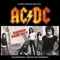 Cover AC/DC - Danger -  Keep Out!