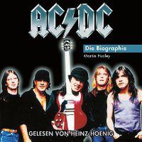 Cover AC/DC - Die Biografie