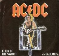 Cover AC/DC - Flick Of The Switch