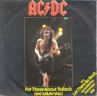 Cover AC/DC - For Those About To Rock (We Salute You)