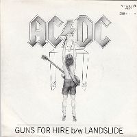 Cover AC/DC - Guns For Hire