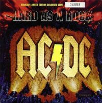 Cover AC/DC - Hard As A Rock