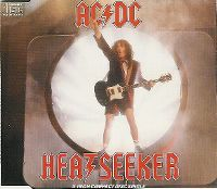 Cover AC/DC - Heatseeker
