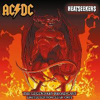 Cover AC/DC - Heatseekers - The Legendary Broadcast