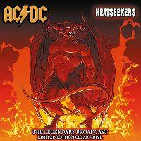 Cover AC/DC - Heatseekers - The Legendary Broadcast