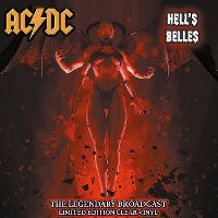 Cover AC/DC - Hell's Belles - The Legendary Broadcast