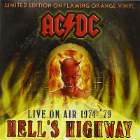 Cover AC/DC - Hell's Highway - Live On Air 1974-'79