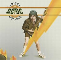 Cover AC/DC - High Voltage
