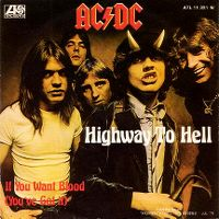Cover AC/DC - Highway To Hell