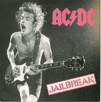 Cover AC/DC - Jailbreak