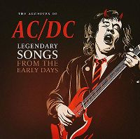 Cover AC/DC - Legendary Songs From The Early Days