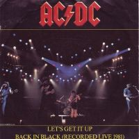 Cover AC/DC - Let's Get It Up