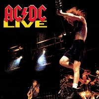Cover AC/DC - Live