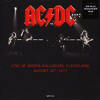 Cover AC/DC - Live At Agora Ballroom, Cleveland - August 22nd, 1977