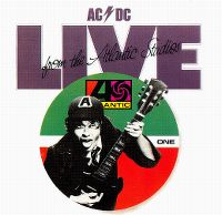 Cover AC/DC - Live From The Atlantic Studios