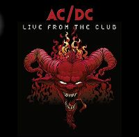 Cover AC/DC - Live From The Club