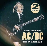Cover AC/DC - Live In Australia