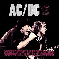 Cover AC/DC - Live On Air 1986