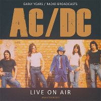 Cover AC/DC - Live On Air