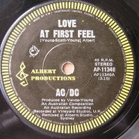 Cover AC/DC - Love At First Feel