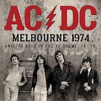 Cover AC/DC - Melbourne 1974