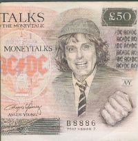 Cover AC/DC - Moneytalks