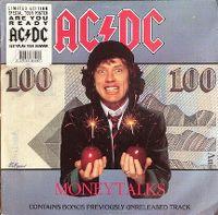 Cover AC/DC - Moneytalks