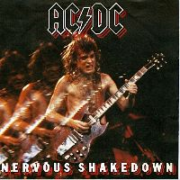 Cover AC/DC - Nervous Shakedown