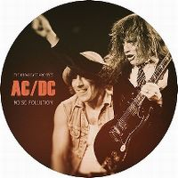 Cover AC/DC - Noise Pollution - The Broadcast Archives