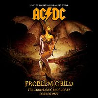 Cover AC/DC - Problem Child - The Legendary Broadcast London 1977