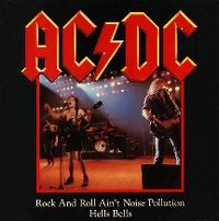 Cover AC/DC - Rock And Roll Ain't Noise Pollution