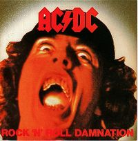 Cover AC/DC - Rock 'N' Roll Damnation
