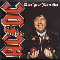 Cover AC/DC - Rock Your Heart Out