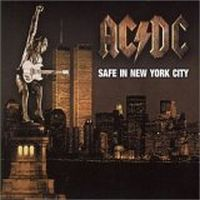 Cover AC/DC - Safe In New York City