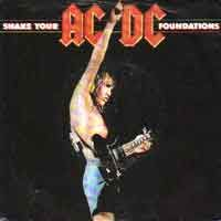 Cover AC/DC - Shake Your Foundations
