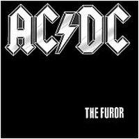 Cover AC/DC - The Furor