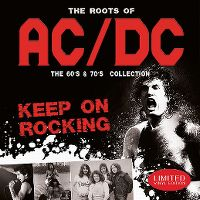 Cover AC/DC - The Roots Of AC/DC - Keep On Rocking