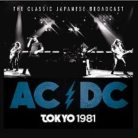 Cover AC/DC - Tokyo 1981