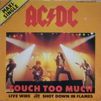 Cover AC/DC - Touch Too Much