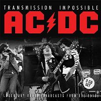 Cover AC/DC - Transmission Impossible - Legendary Radio Broadcasts From The 1970s