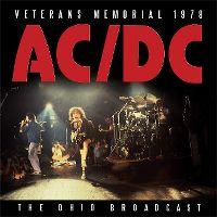 Cover AC/DC - Veterans Memorial 1978 - The Ohio Broadcast