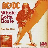 Cover AC/DC - Whole Lotta Rosie