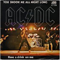 Cover AC/DC - You Shook Me All Night Long