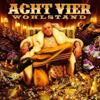 Cover AchtVier - Wohlstand