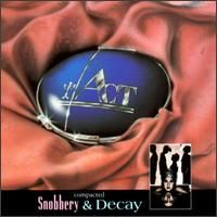 Cover Act - Snobbery & Decay