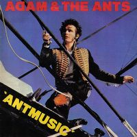 Cover Adam And The Ants - Antmusic